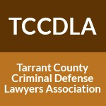 Tarrant County Criminal Defense Trust Seal