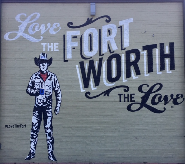 Love the Fort Worth