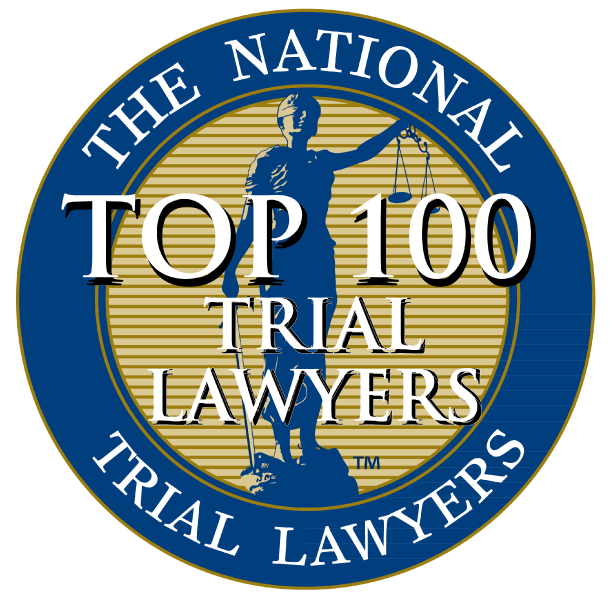 Top 100 Trial Lawyers Trust Seal