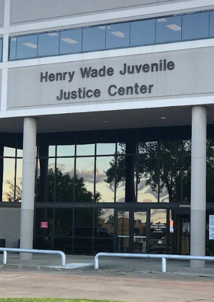 juvenile hall center